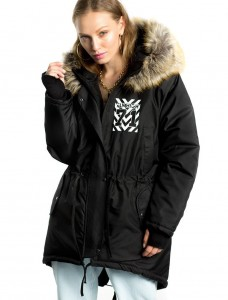 71 BLACK WINTER JACKET