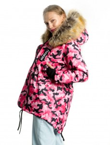 71 PINK WINTER JACKET